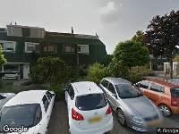 112 melding Ambulance naar Krekelveen in Spijkenisse