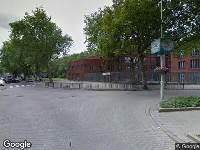 Ambulance naar Rusthoflaan in Rotterdam