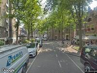 Traumahelikopter naar Kattengat in Amsterdam