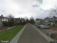 112 melding Traumahelikopter naar Bremstraat in Twello