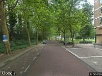 112 melding Traumahelikopter naar Staalmeesterslaan in Amsterdam