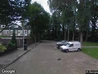 112 melding Ambulance naar Fonteinkruidweg in Zaandam
