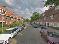 Ambulance naar Pythagorasstraat in Amsterdam