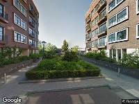 112 melding Ambulance naar Afroditekade in Amsterdam