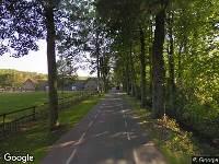 112 melding Besteld ambulance vervoer naar Achterstraat in Zoelen
