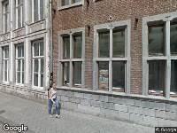 112 melding Brandweer naar Bredestraat in Maastricht