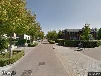 112 melding Ambulance naar Quadriviumlaan in Alphen aan den Rijn
