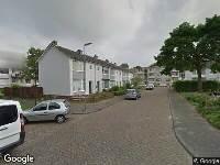 112 melding Ambulance naar Swartenhondtstraat in Dordrecht