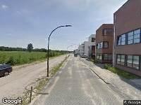 112 melding Ambulance naar Vreeswijkstraat in Tilburg