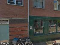 112 melding Ambulance naar Goudsbloemstraat in Amsterdam