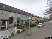 112 melding Ambulance naar Abraham van Strijstraat in Hendrik-Ido-Ambacht