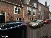 112 melding Brandweer naar Burchtstraat in Heusden vanwege schoorsteenbrand