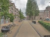 112 melding Ambulance naar Timorplein in Amsterdam