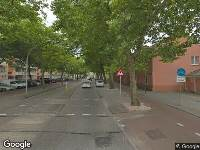112 melding Ambulance naar Cornelis Outshoornstraat in Amsterdam