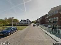 112 melding Ambulance naar Dorpsstraat in Oud-Alblas