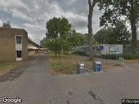 112 melding Ambulance naar Tjotterlaan in Zaandam
