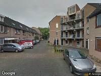 112 melding Ambulance naar Spuistraat in Breda
