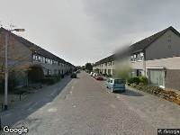 112 melding Ambulance naar Mullegenstraat in Tilburg