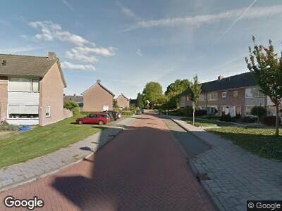 Ambulance naar Zandbosweg in Deurne
