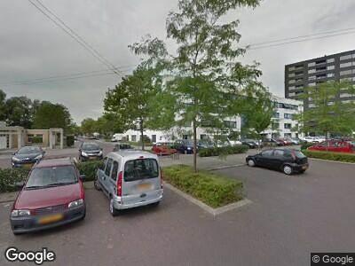 Ambulance naar Manis Krijgsmanhof in 's-Hertogenbosch