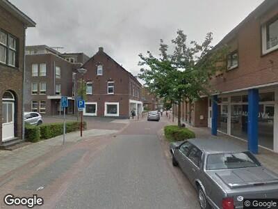 Ambulance naar Raadhuisstraat in Roermond