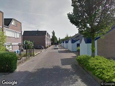 Ambulance naar Einthovendreef in Maassluis