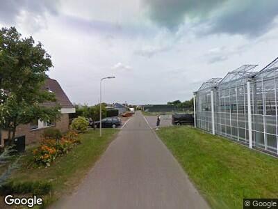 Ambulance naar Claes de Wyckerlaan in Monster