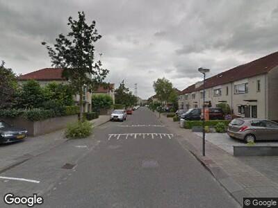 Ambulance naar Pastoor de Leijerstraat in Rosmalen