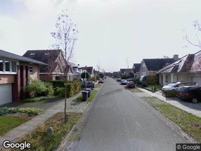 Brandweer naar Buddy Boldenlaan in Eindhoven