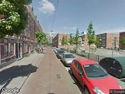 Ambulance naar Zijdewindestraat in Rotterdam