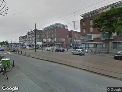 Ambulance naar Van Heusdestraat in Rotterdam