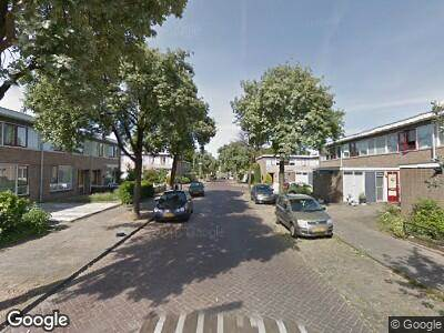 Ambulance naar Blankenborgstraat in Nijmegen