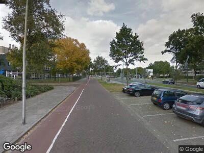 Ambulance naar Veldmaarschalk Montgomerylaan in Eindhoven