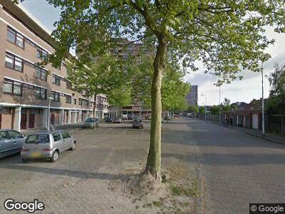 Ambulance naar Hudsonlaan in Eindhoven
