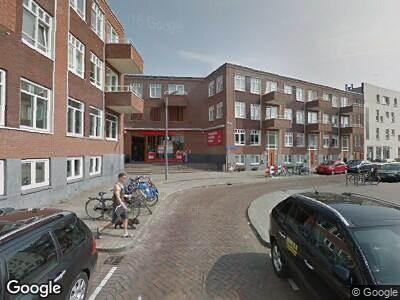Ambulance naar Brabantsestraat in Rotterdam