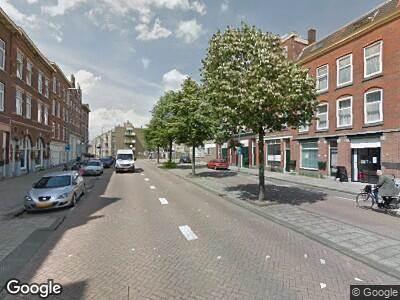 Brandweer naar Oostkousdijk in Rotterdam vanwege gebouwbrand