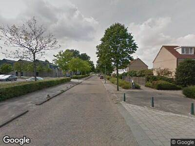 Ambulance naar Mercatorweg in Hoek van Holland