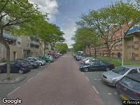 Brandweer naar Kloekhorststraat in Amsterdam