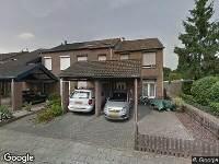 112 melding Ambulance naar Kasteel Heysterumstraat in Roermond
