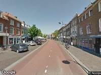 112 melding Politie naar Kruisstraat in Eindhoven vanwege ongeval met letsel