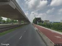 Brandweer naar Basisweg in Amsterdam vanwege brand