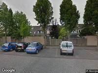 112 melding Ambulance naar Goulmy en Baarplein in 's-Hertogenbosch