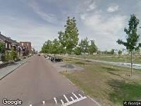 112 melding Politie naar Crescendoweg in Rosmalen vanwege ongeval met letsel