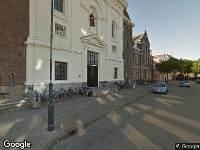 Ambulance naar Nieuwe Groenmarkt in Haarlem