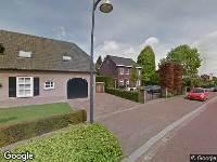 112 melding Ambulance naar Kruisstraat in Veldhoven