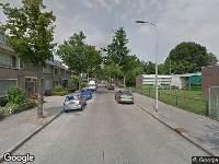 112 melding Besteld ambulance vervoer naar Waddenzeelaan in Eindhoven vanwege brand