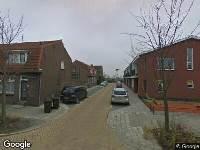 112 melding Besteld ambulance vervoer naar Julianastraat in Boskoop