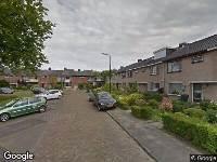 Brandweer naar Van Wijngaardenplein in Heerhugowaard