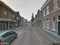 112 melding Ambulance naar Voorstraat in Oude-Tonge