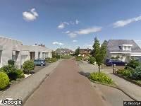 Ambulance naar Mink in Veldhoven